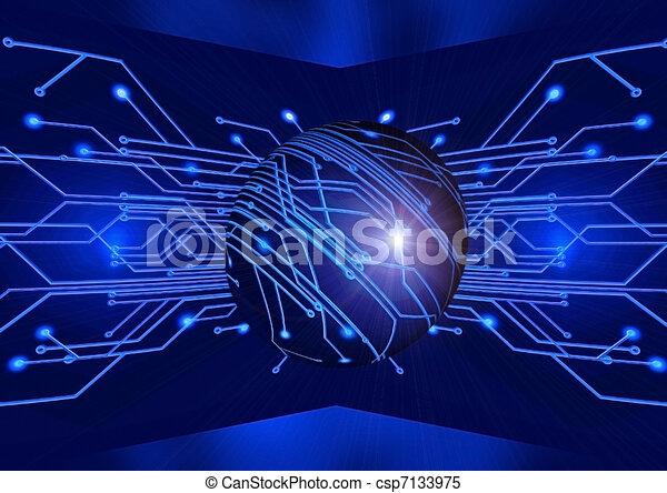 asse, circuito - csp7133975