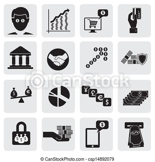 assets-, ceci, cartes, représenter, &, business, money(cash), graphic., création, richesse, compte, icons(signs), apparenté, vecteur, banque, investissements, richesse, banque, argent économie, illustration, aussi, boîte, économies - csp14892079