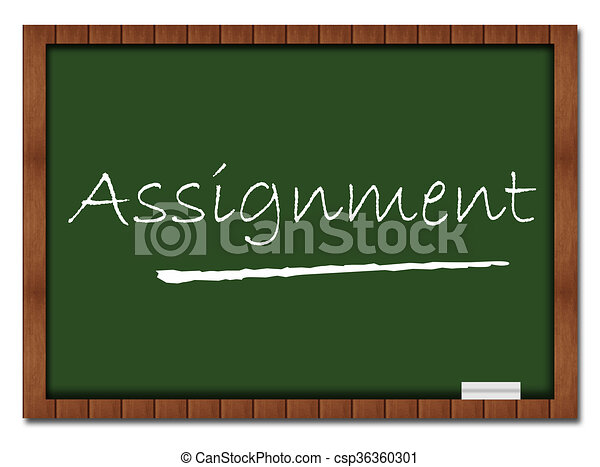 Assignment Classroom Board  - csp36360301
