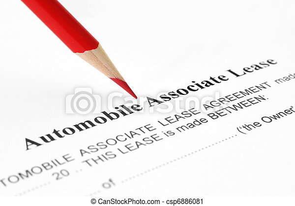 Assignment of lease - csp6886081