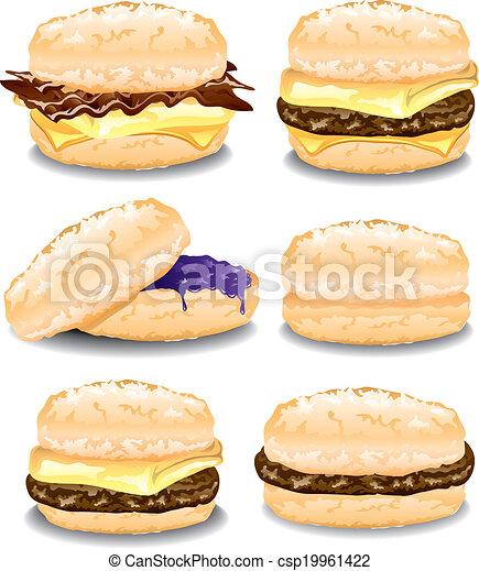 Assorted Biscuits - csp19961422
