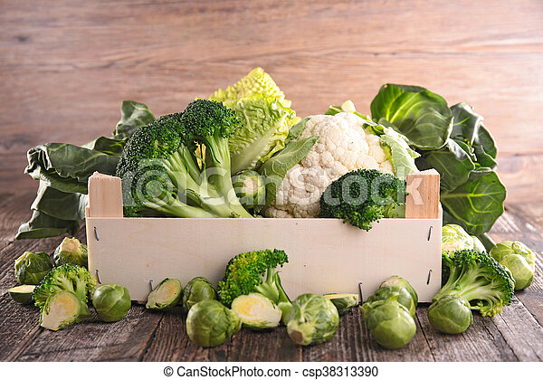 assorted cabbage - csp38313390