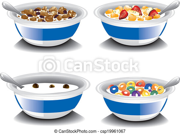 Assorted Cereal - csp19961067