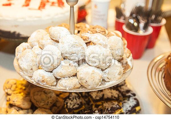 Assorted cookies - csp14754110