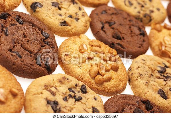 Assorted cookies - csp5325697