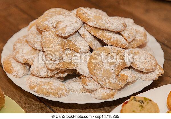 Assorted cookies - csp14718265