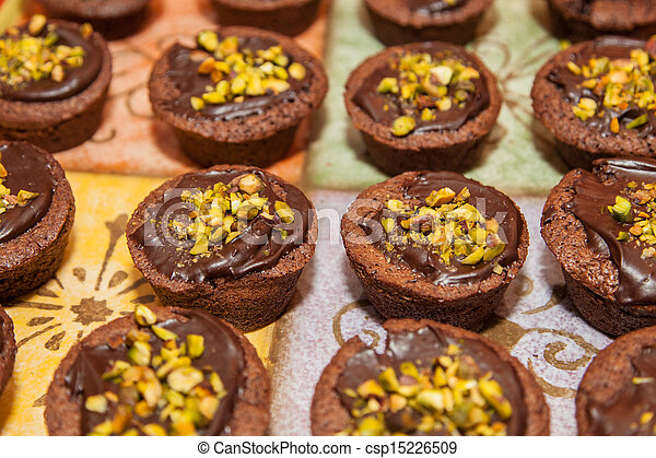 Assorted cookies - csp15226509