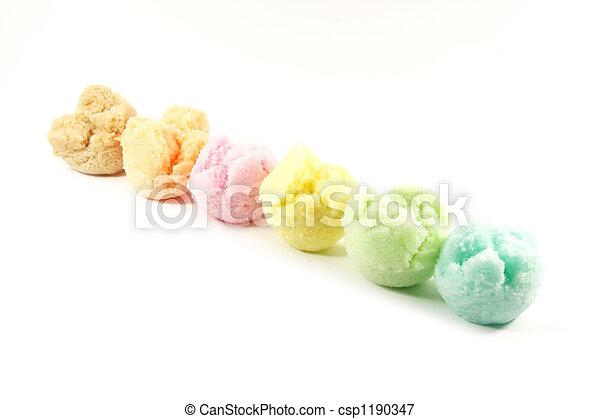 Assorted Ice Cream Flavors - csp1190347