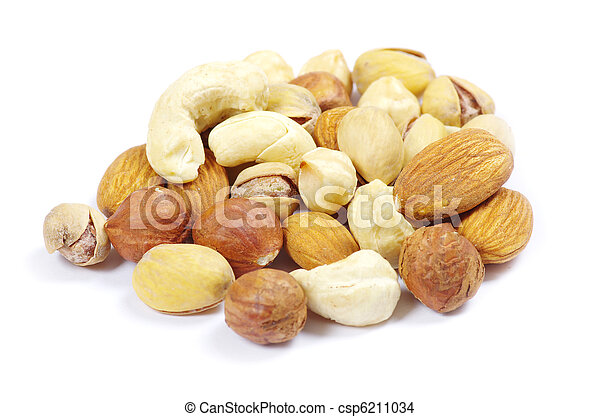 assorted mixed nuts  - csp6211034