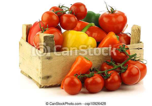 assorted vegetables - csp10926428