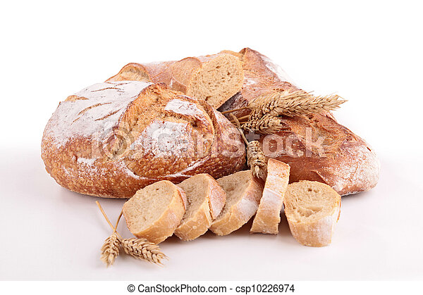 assortment of bread - csp10226974