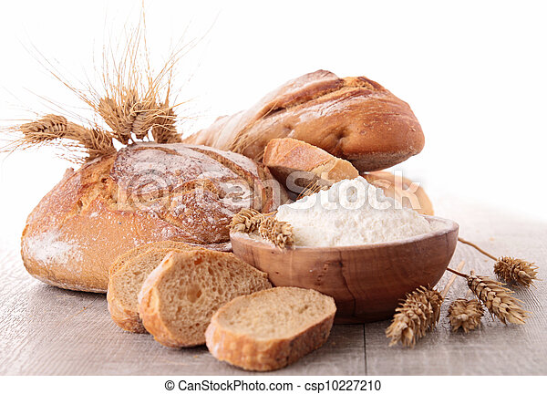 assortment of bread - csp10227210