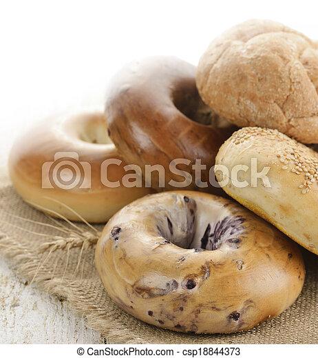 Assortment Of Bread - csp18844373