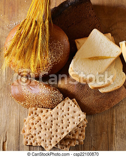 assortment of bread - csp22100870