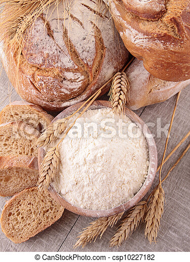 assortment of bread - csp10227182