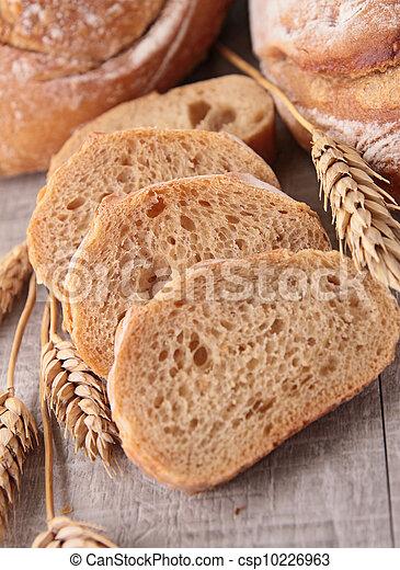 assortment of bread - csp10226963