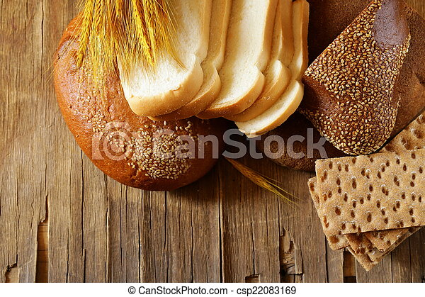 assortment of bread - csp22083169