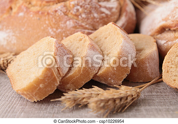 assortment of bread - csp10226954