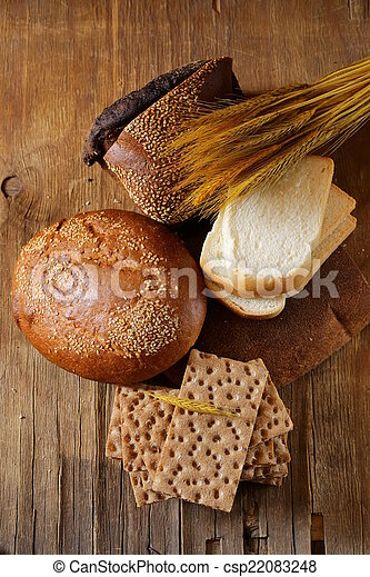 assortment of bread - csp22083248