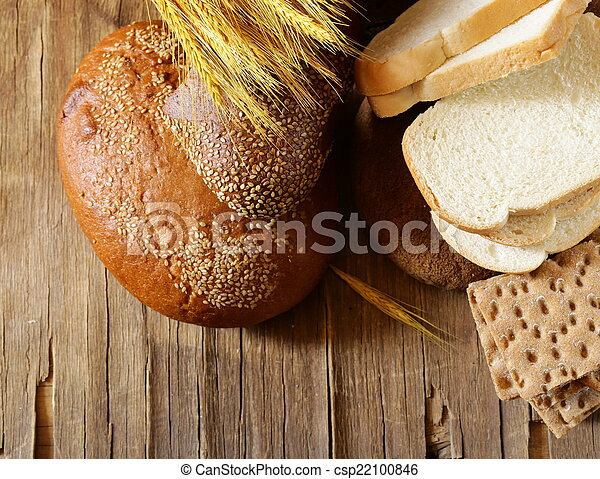 assortment of bread - csp22100846