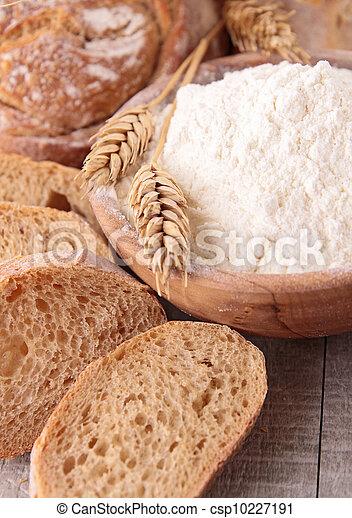 assortment of bread - csp10227191