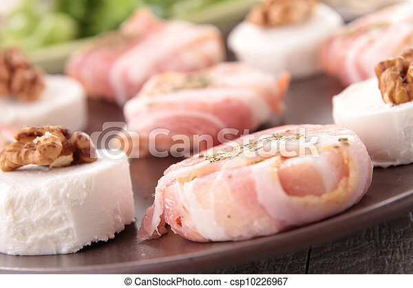 assortment of cheese - csp10226967