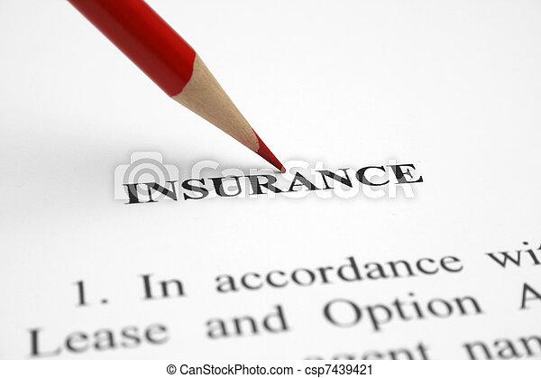 assurance - csp7439421