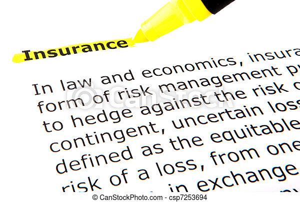 assurance - csp7253694