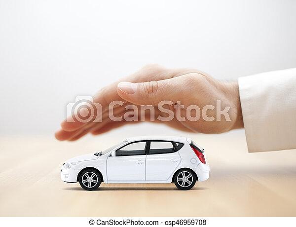 assurance voiture - csp46959708