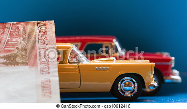 assurance voiture - csp10612416