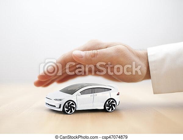 assurance voiture - csp47074879