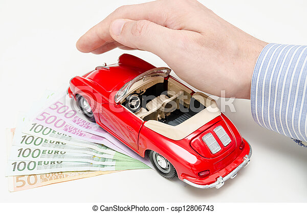 assurance voiture - csp12806743