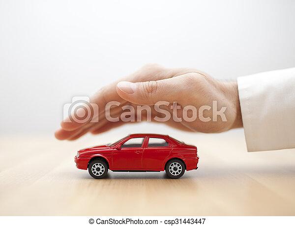 assurance voiture - csp31443447