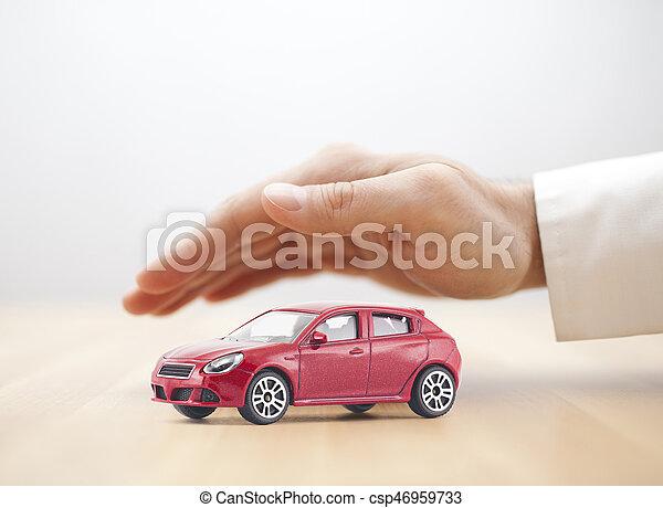 assurance voiture - csp46959733