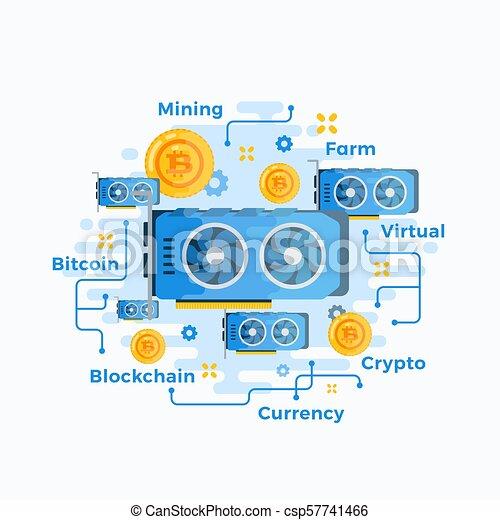 bitcoin astratto