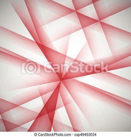 Astratto Linee Sfondo Bianco Rosso Fondo Astratto Linee