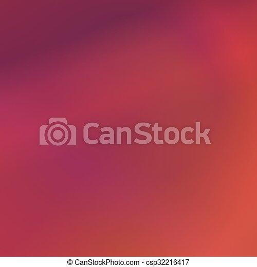 Astratto Sfondo Rosso Semplice Astratto Pendenza Vettore