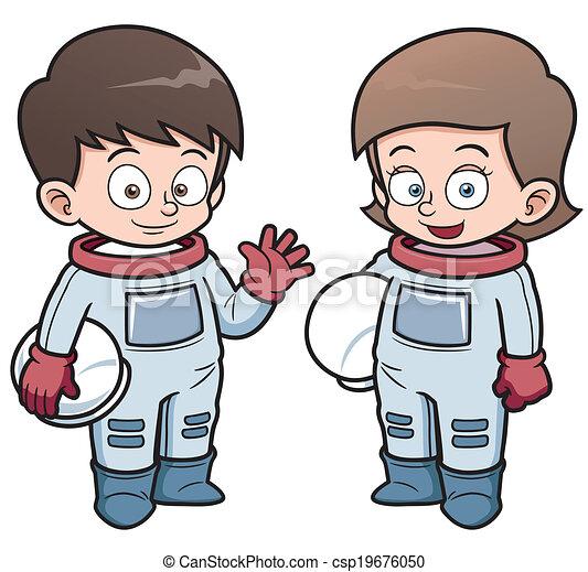 Astronaut - csp19676050