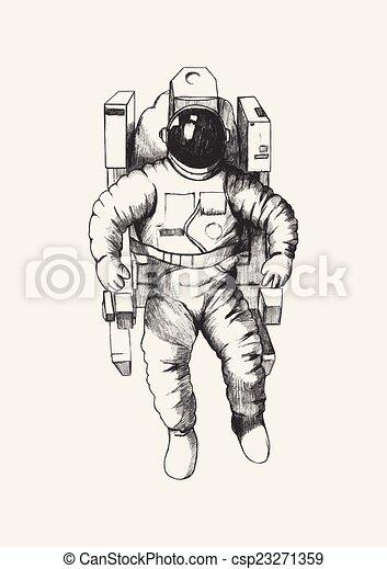 Astronaut - csp23271359