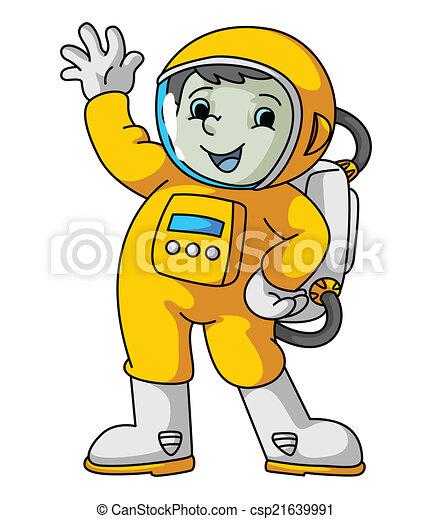 Astronaut - csp21639991