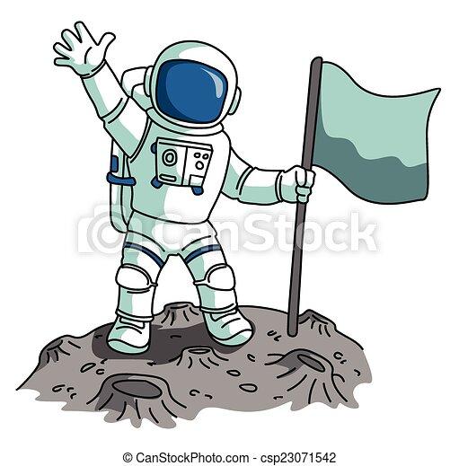 Astronaut - csp23071542