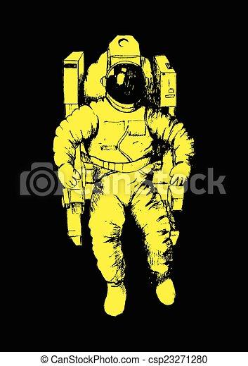Astronaut - csp23271280