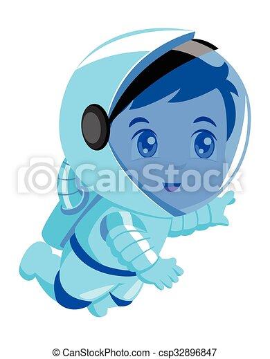 Astronaut - csp32896847