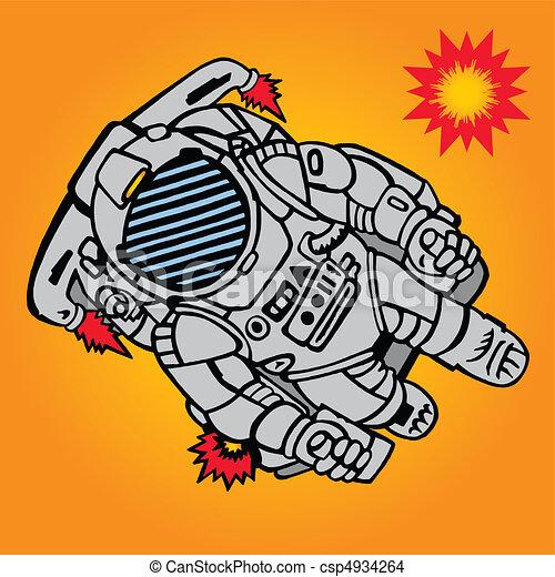 Astronaut - csp4934264