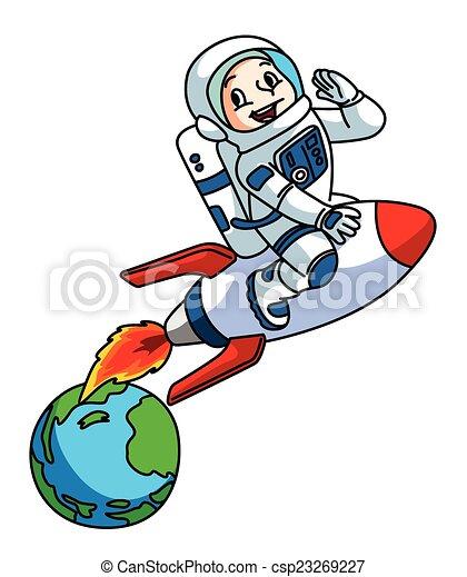 Astronaut - csp23269227