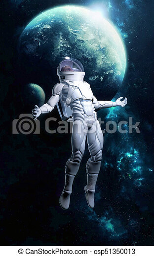 any astronaut lost in space - photo #17