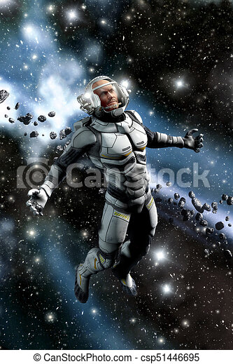 any astronaut lost in space - photo #44