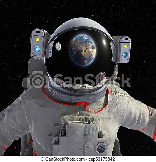 Astronaut - csp53175842