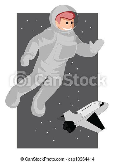 Astronaut - csp10364414