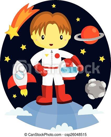Astronaut - csp26048515